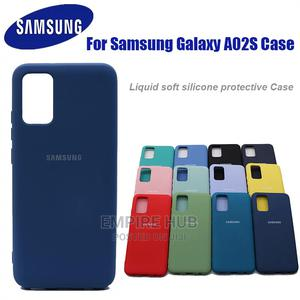 Silicone Case for A02S   Accessories for Mobile Phones & Tablets for sale in Nairobi, Nairobi Central
