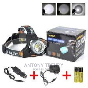 Designed for the Pursuit of Portability 3 XML- T6 Headlight   Camping Gear for sale in Nairobi, Nairobi Central