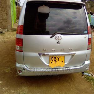 Toyota Noah 2007 Silver | Cars for sale in Nairobi, Kawangware