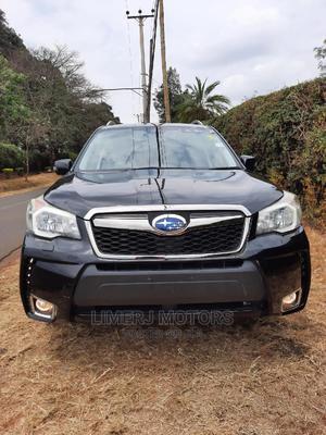 Subaru Forester 2014 Black   Cars for sale in Nairobi, Ridgeways