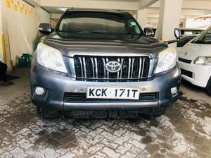 Toyota Land Cruiser Prado 2012 Gray | Cars for sale in Mombasa, Mombasa CBD