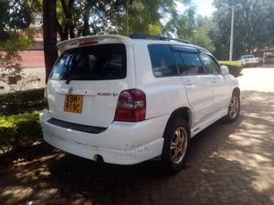 Toyota Kluger 2004 White | Cars for sale in Uasin Gishu, Eldoret CBD