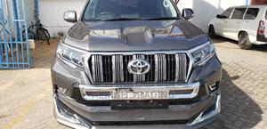 Toyota Land Cruiser Prado 2015 3.0 D-4D (172 Hp) Gray | Cars for sale in Mombasa, Mombasa CBD