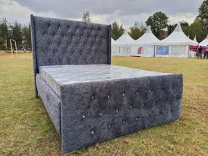 5*6 Chesterfield Bed | Furniture for sale in Nairobi, Kahawa