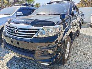 Toyota Fortuner 2015 2.7 AWD Black | Cars for sale in Mombasa, Mombasa CBD