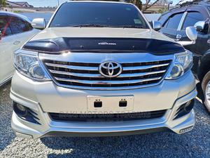 Toyota Fortuner 2015 2.7 AWD Silver   Cars for sale in Mombasa, Mombasa CBD