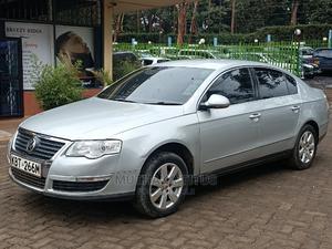 Volkswagen Passat 2007 2.0 FSi Trendline Silver | Cars for sale in Nairobi, Ridgeways