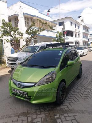Honda Fit 2012 Automatic Green | Cars for sale in Mombasa, Mvita
