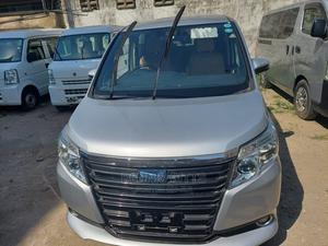 Toyota Noah 2014 2.0 AWD (7 Seater) Silver | Cars for sale in Mombasa, Mvita