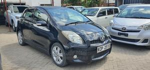 Toyota Vitz 2010 1.3 FWD 5dr Black   Cars for sale in Mombasa, Nyali