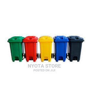 30litres Plastic Pedal Waste Can/Zy   Garden for sale in Nairobi, Nairobi Central