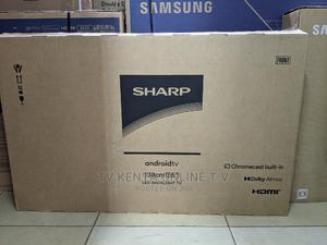 """Sharp 55"""" Smart Android T.V   TV & DVD Equipment for sale in Nairobi, Nairobi Central"""