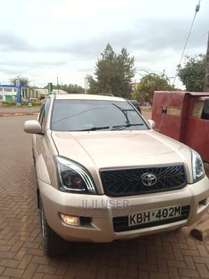 Toyota Land Cruiser Prado 2005 Brown   Cars for sale in Nairobi, Embakasi