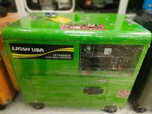 12kva Diesel Silent Generator   Electrical Equipment for sale in Nairobi, Nairobi Central