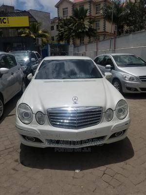 Mercedes-Benz E300 2010 White   Cars for sale in Mombasa, Mombasa CBD