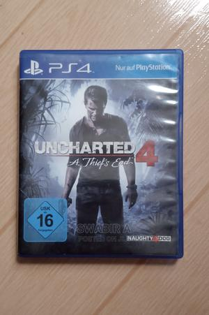Uncharted 4 Game | Video Games for sale in Mombasa, Mvita