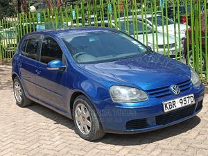 Volkswagen Golf 2005 Blue | Cars for sale in Nairobi, Ridgeways