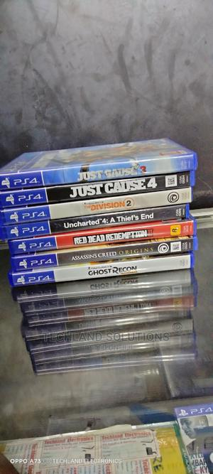 Used Ps4 Games   Video Games for sale in Nairobi, Nairobi Central