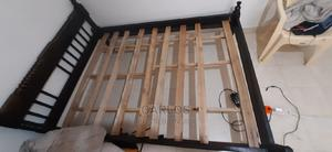5 by 6 Bed (FREE MATTRESS) | Furniture for sale in Nairobi, Kahawa