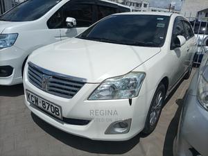 Toyota Premio 2011 Silver | Cars for sale in Mombasa, Ganjoni