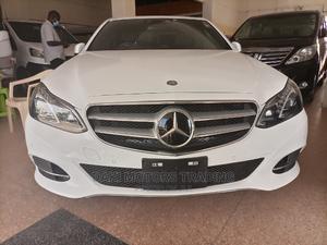 Mercedes-Benz E300 2015 White   Cars for sale in Mombasa, Mombasa CBD