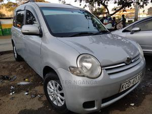 Toyota Sienta 2008 Silver | Cars for sale in Nairobi, Nairobi Central