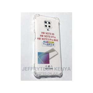 Xiaomi Redmi Note 9s Note 9 Pro Anti-Shock Transperent Cas   Accessories for Mobile Phones & Tablets for sale in Nairobi, Nairobi Central