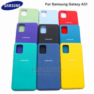 Samsung Galaxy A31 Silicone Case   Accessories for Mobile Phones & Tablets for sale in Nairobi, Nairobi Central
