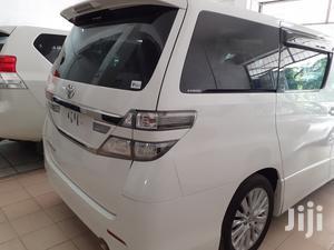 Toyota Alphard 2012 White | Buses & Microbuses for sale in Mombasa, Mvita