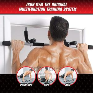 Iron Gym Total Upper Body | Sports Equipment for sale in Nairobi, Nairobi Central