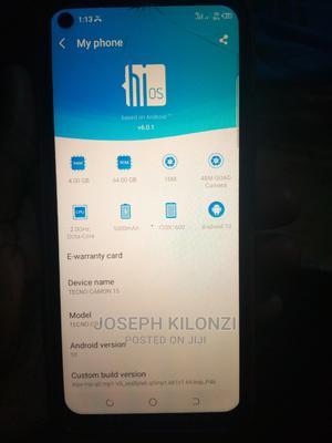 Tecno Camon 15 Air 64 GB Blue | Mobile Phones for sale in Nairobi, Huruma