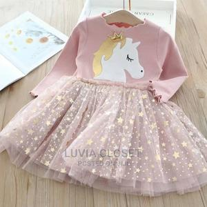 Fancy Unicorn Tutu Dresses 2-6yrs | Children's Clothing for sale in Nairobi, Nairobi Central