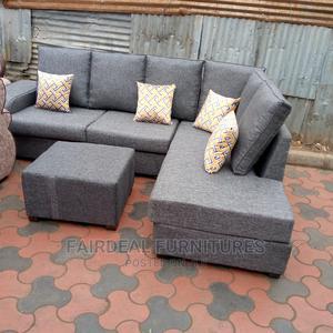 Ready Made L Seat Sofas   Furniture for sale in Nairobi, Ngara
