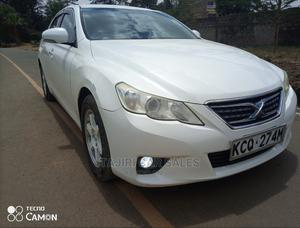 Toyota Mark X 2011 2.5 RWD White | Cars for sale in Nairobi, Nairobi Central