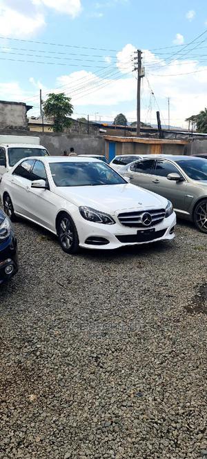 Mercedes-Benz E300 2014 White   Cars for sale in Nakuru, Nakuru Town East
