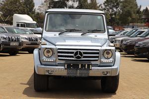 Mercedes-Benz G-Class 2014 Silver | Cars for sale in Kiambu, Kiambu / Kiambu