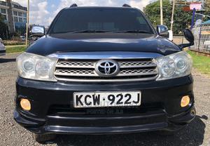 Toyota Fortuner 2011 Black   Cars for sale in Nairobi, Nairobi Central