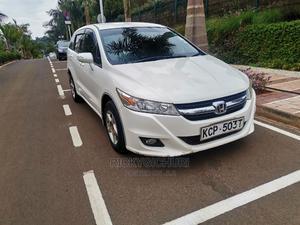 Honda Stream 2011 White   Cars for sale in Nairobi, Westlands
