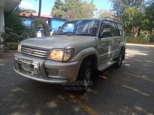 Toyota Land Cruiser Prado 2001 Silver   Cars for sale in Nairobi, Kilimani