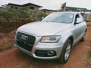 Audi Q5 2014 Silver   Cars for sale in Nairobi, Ridgeways