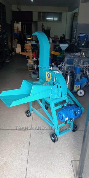 Imported High Speed Hay Choppers(Jumbo)   Farm Machinery & Equipment for sale in Machakos, Machakos Town