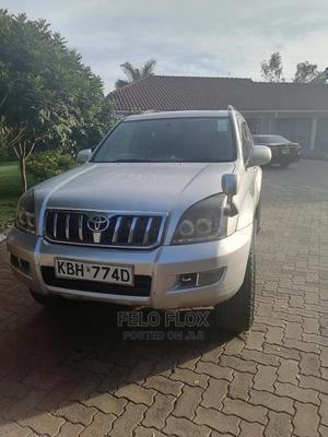 Toyota Land Cruiser Prado 2003 2.7 3dr Silver   Cars for sale in Nairobi, Karen