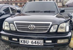 Toyota Land Cruiser Cygnus 2006 4.7 Black | Cars for sale in Nairobi, Nairobi Central