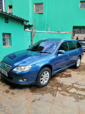 Subaru Outback 2007 Blue   Cars for sale in Nairobi, Westlands