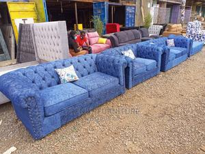 3+2+2 Chesterfield 7 Seater Sofas Bestseller Designs   Furniture for sale in Nairobi, Kahawa