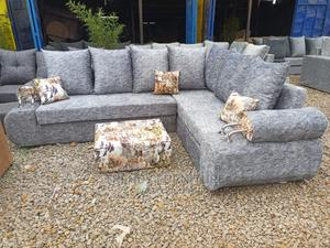 L Sectional 6 Seater Premium Sofa With High End Features   Furniture for sale in Nairobi, Kahawa