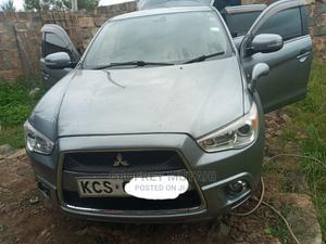 Mitsubishi RVR 2011 2.0 Silver | Cars for sale in Nairobi, Ridgeways