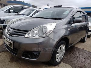 Nissan Note 2012 1.4 Gray | Cars for sale in Nairobi, Nairobi Central