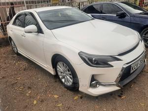 Toyota Mark X 2013 White | Cars for sale in Nairobi, Parklands/Highridge