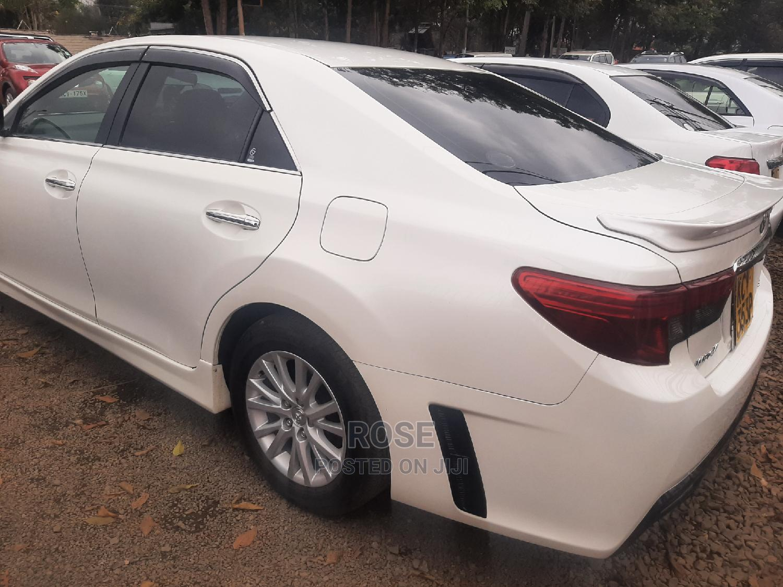 Toyota Mark X 2013 White   Cars for sale in Parklands/Highridge, Nairobi, Kenya